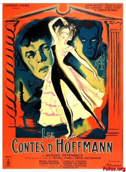 Alphabet of illustrators, mario laboccetta, tales of hoffmann 1932