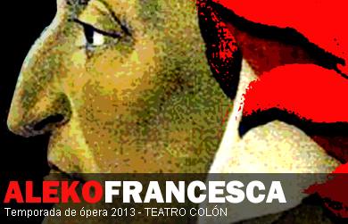 opera rusa en el Teatro Colon