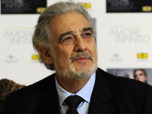 Regresa un grande placido Domingo