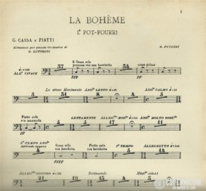 partitura_laboheme
