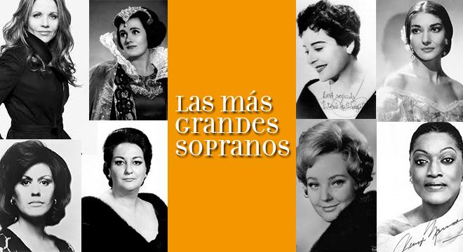 Sopranos Top 5 Mejores Sopranos Del Mundo En La Actualidad